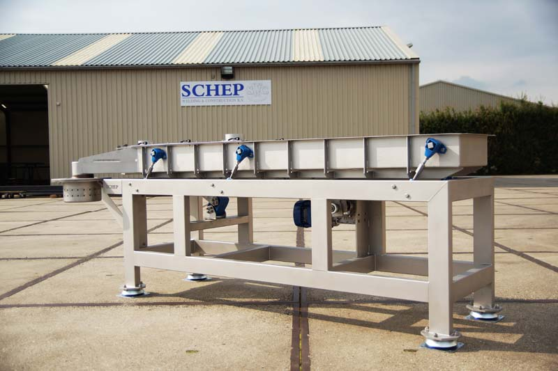 Machinebouw | Schep Welding